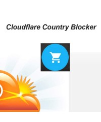 Cloudflare Country Blocker