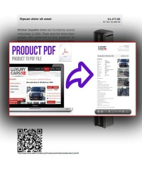 OpenCart Product PDF