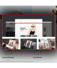Raven - Prevailing Fashion OpenCart theme
