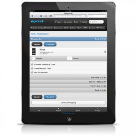 Скачать Omtex - Mobile and Tablet Version на сайте rus-opencart.info