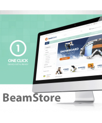 BeamStore - Responsive Multipurpose Opencart Theme