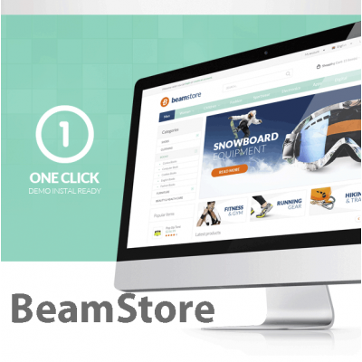 Скачать BeamStore - Responsive Multipurpose Opencart Theme на сайте rus-opencart.info