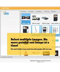 OpenCart Better Image Manager