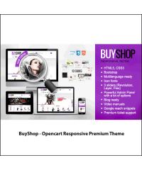 BuyShop - Opencart Responsive Premium Theme