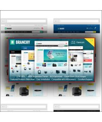 Branchy-Opencart Responsive Theme