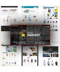 Harvest-Responsive Multipurpose OpenCart Theme