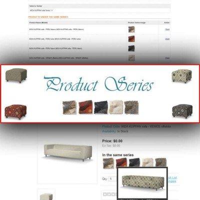 Скачать Серия товара | Product Series на сайте rus-opencart.info