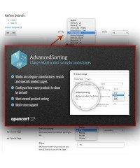 Advanced Sorting | Изменение сортировки по умолчанию