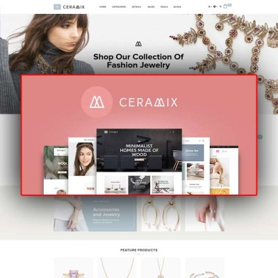 Скачать Lexus Ceramic Advanced Multipurpose Opencart Theme на сайте rus-opencart.info
