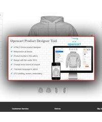 Opencart Custom Product Designer