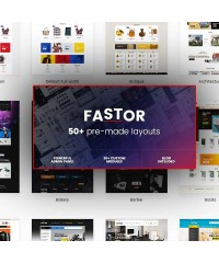 Fastor-Multipurpose Responsive Opencart Theme