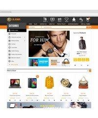 Lilama-Mega Shop Responsive OpenCart Theme