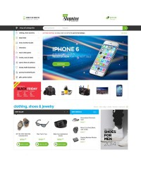 Lexus NewShopping Opencart 2 Themes