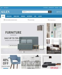 Allen Multipurpose Opencart Theme