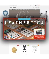 Leather-Premium OpenCart Themes Package