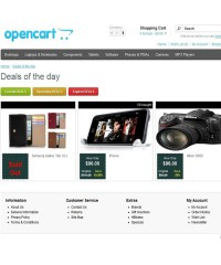 Opencart Advanced Deal of the Day