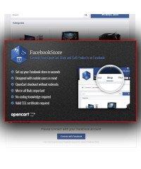 Интеграция с Facebook | Facebook Store