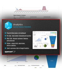 iAnalytics-OpenCart Analytics. Reinvented.
