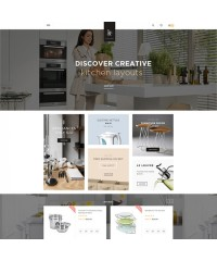 Pav Kitchen Responsive Opencart Theme