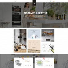 Pav Kitchen Responsive Opencart Theme