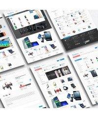 NewStore-универсальный, адаптивный шаблон Opencart 2