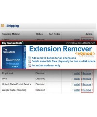 Extension Remover