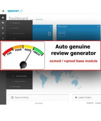 SEO Review Generator