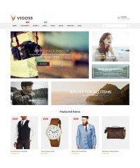 Pav Vigos Responsive Opencart theme