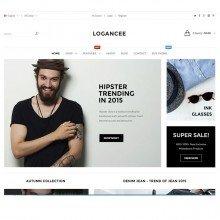 Logancee-Premium OpenCart Template