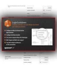 LoginLockdown- Защита opencart