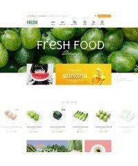 Pav Fresh Responsive Opencart Theme