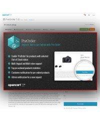 PreOrder | Предварительный заказ
