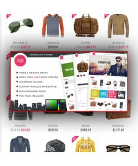 Zipp-OpenCart Premium Theme