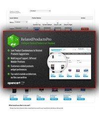 Генератор сопутствующих товаров | Related Products Pro
