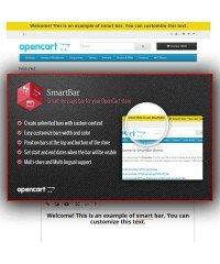 SmartBar | Умная панель сообщений
