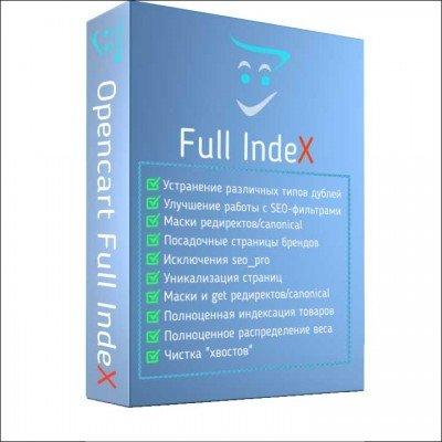 Скачать Улучшение индексации Opencart | Full IndeX на сайте rus-opencart.info