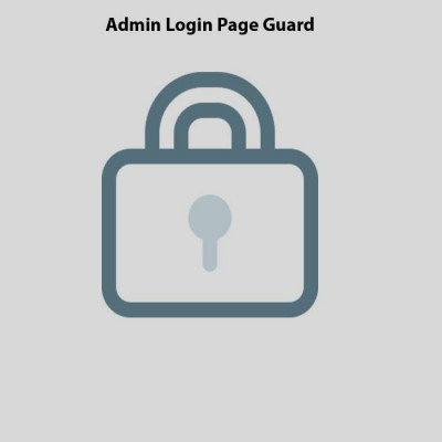 Скачать Admin Login Page Guard на сайте rus-opencart.info