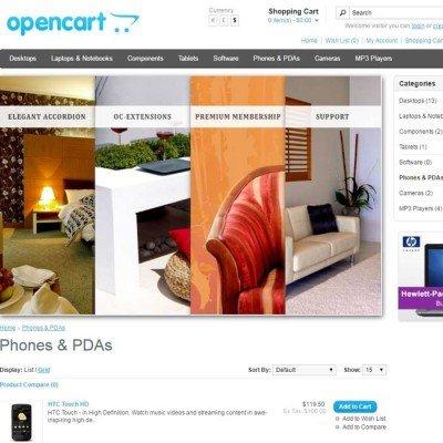 Скачать Elegant Accordion на сайте rus-opencart.info