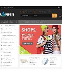 Rapiden-Mega Shop Responsive Opencart Theme