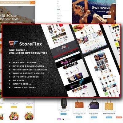 Скачать StoreFlex на сайте rus-opencart.info