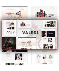 Valeri-Responsive Opencart Theme