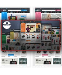 Vanesa-Mega Store Responsive Opencart Theme