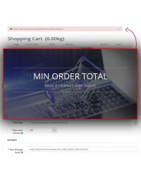 Min Order Total