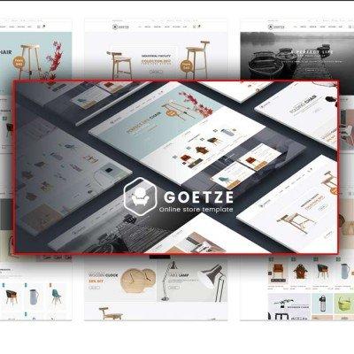 Скачать Goetze-Multipurpose Responsive Opencart Theme на сайте rus-opencart.info