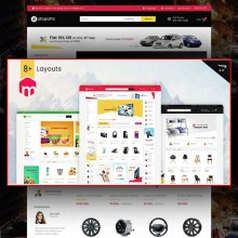 Mega Shop-Opencart Multi Purpose Responsive Theme