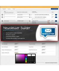 Newsletter Builder