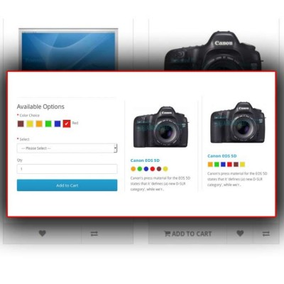 Скачать Unlimited Product Color Option на сайте rus-opencart.info