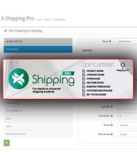 X-Shipping Pro