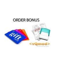 Order Bonus