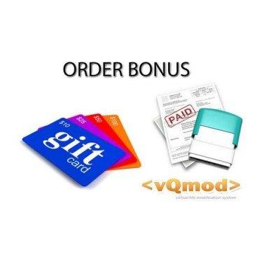 Скачать Order Bonus на сайте rus-opencart.info